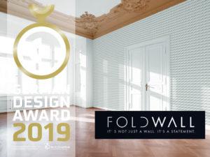 wandverkleidung_foldwall_german_design_award_2019_faltkunst_dekorwand_wohn-room